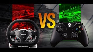 Do you need to use the wheel on F1 2018? (Pad vs wheel comparison)