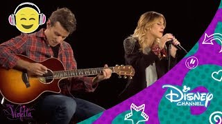 "Violetta Live: Canción ""In My Own World"" 