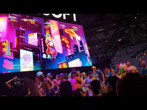 Just Dance 2019 - New World (Krewella & Yellow Claw ft. Vava) - FULL GAMEPLAY IN 4K - Gamescom 2018