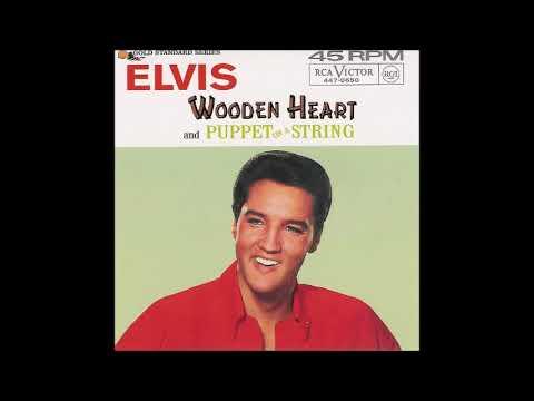 Download Elvis Presley   Wooden Heart