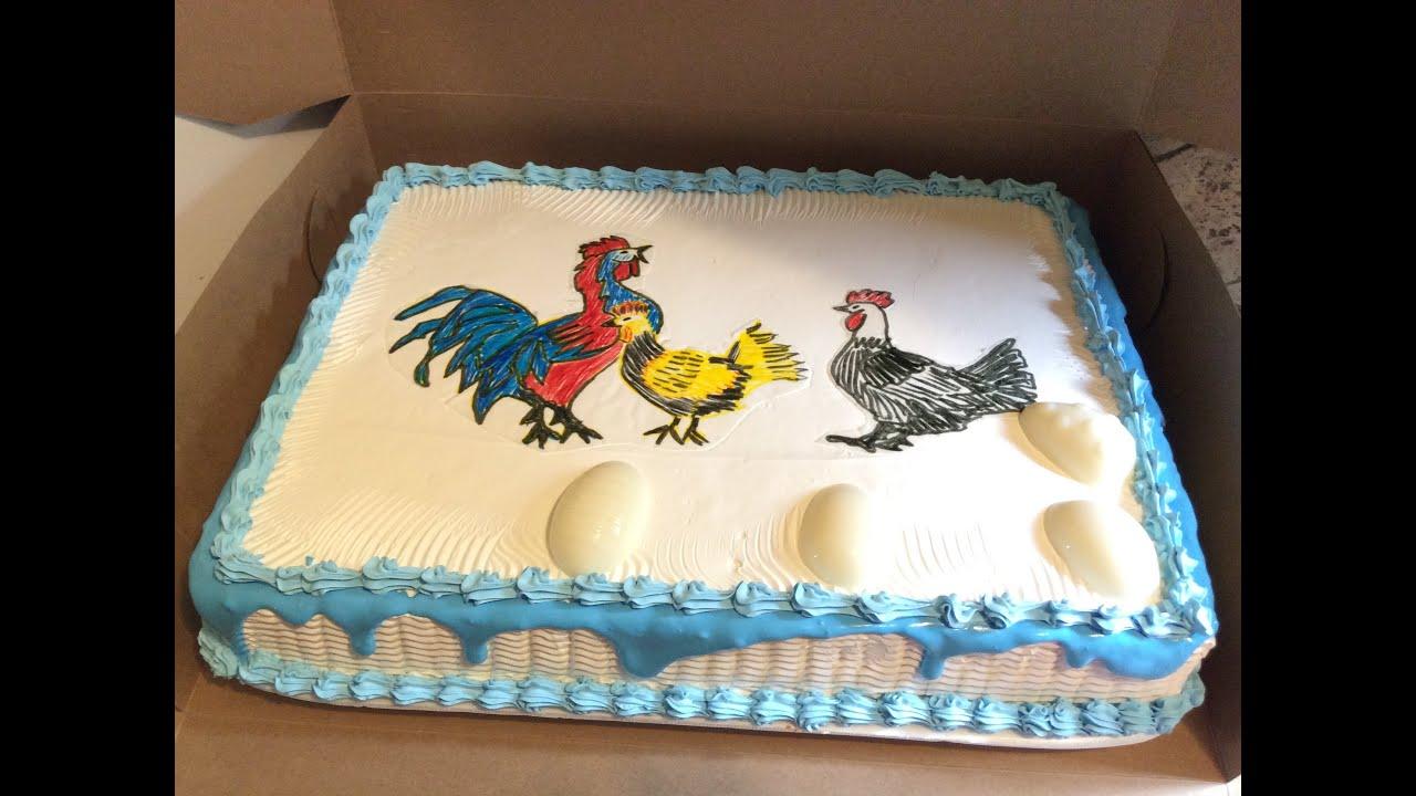 El Rancho Cake