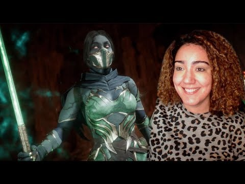 MY QUEEN JADE IS BACK! - Mortal Kombat 11 Jade Gameplay Reveal Reaction thumbnail