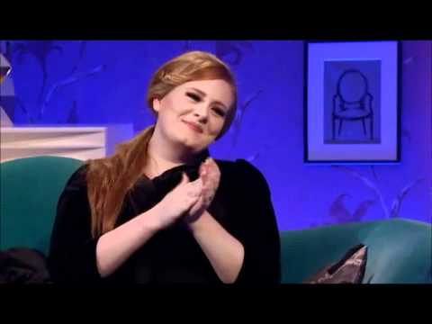 Adele - Alan Carr interview  - January 2011
