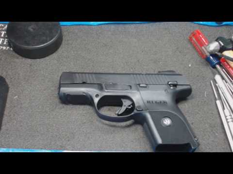 Ruger SR9c Complete disassembly and reassembly