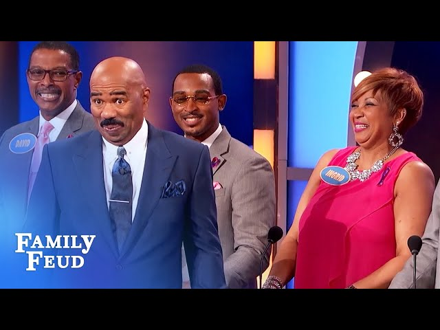 DEAL! I'd trade my husband for a... | Family Feud