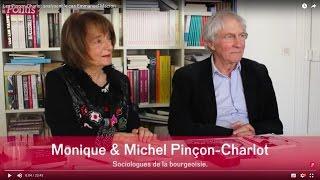 Le couple de sociologues de la grande bourgeoisie analyse pour Poli...