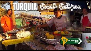 TURQUÍA - COMIDA CALLEJERA EN ESTAMBUL (ISTANBUL STREET FOOD)