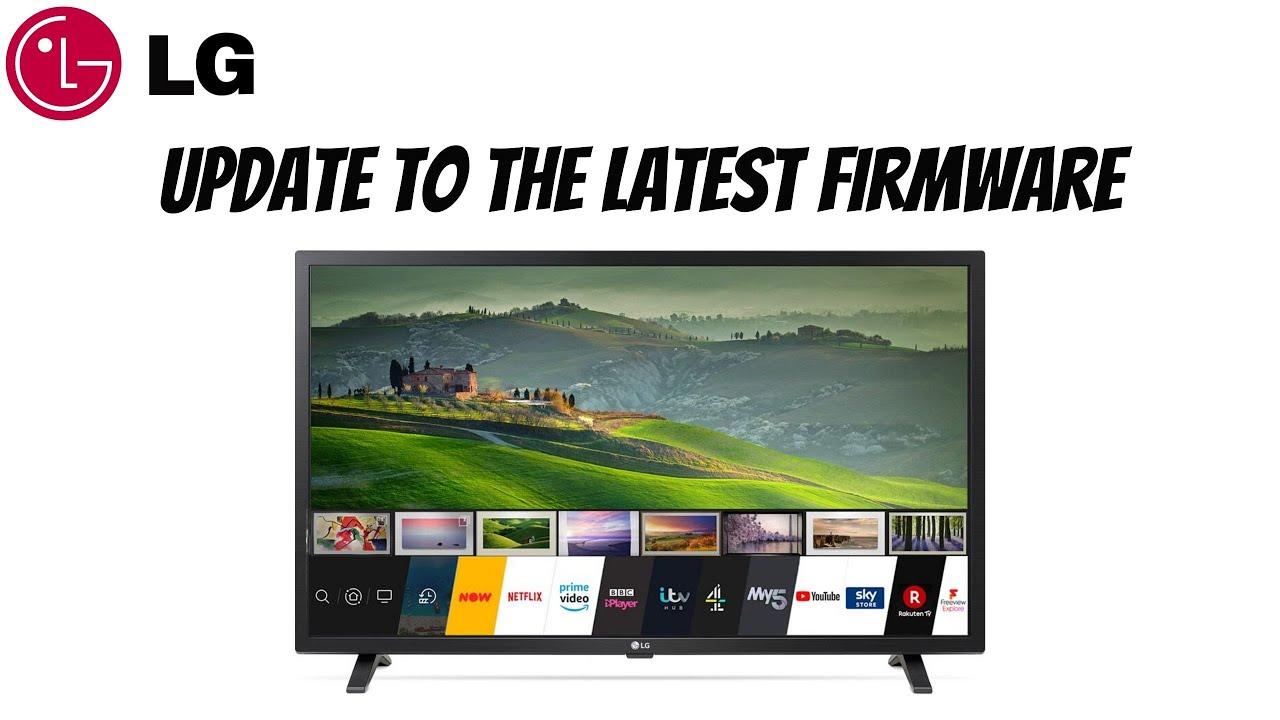 Lg Tv Software