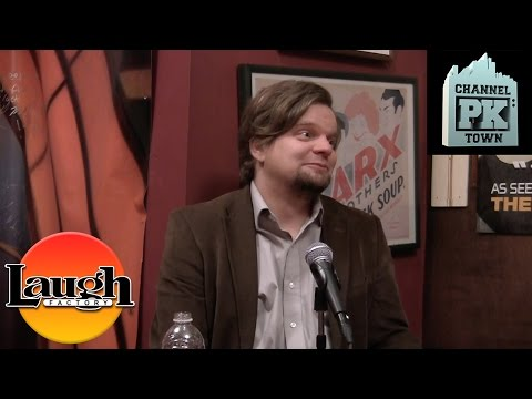 Ismo - The PK Comedy Podcast Episode 05 (Preview)
