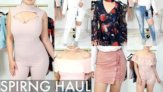 SPRING FASHION NOVA TRY ON HAUL | BEAUTYYBIRD
