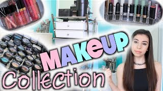 Makeup Collection & Storage 2014! Thumbnail