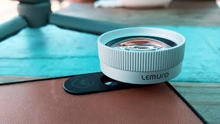 Lemuro Wide Angle Lens Comparison!