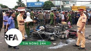 Tin nóng 24h | 159 người thương vong trong 4 ngày nghỉ lễ