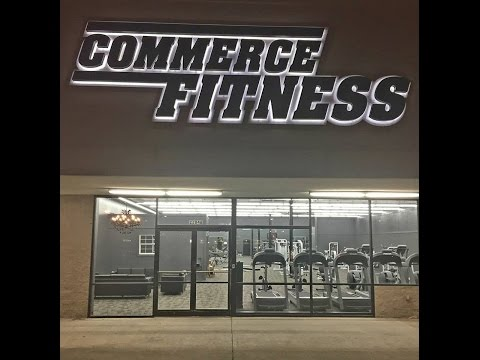 Commerce Fitness - 2204 Live Oak St. Suite A Commerce, Texas 75428