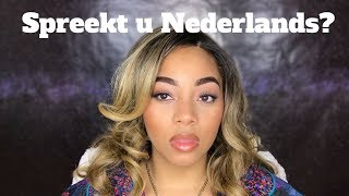 Makeup Tutorial Speaking IN DUTCH! (CRINGY FAIL)