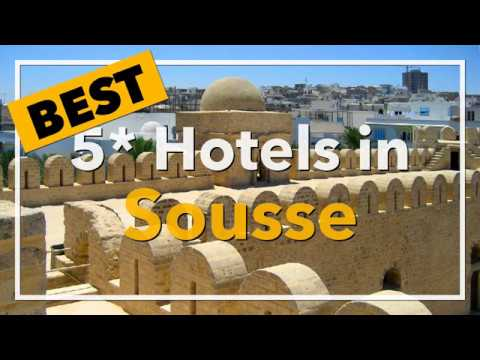 🔴 Best 5 star Hotels in Sousse, Tunisia