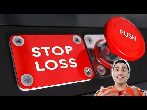 STOP LOSS e LIMIT na BITTREX e BINANCE !