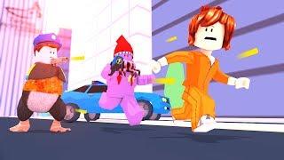 Roblox Animation - JAILBREAK: The Escaped Prisoner Animated! (Cops vs Prisoner)