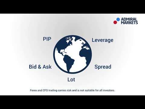 Forex trading in 2020 the basics admiral marketsadmiral markets