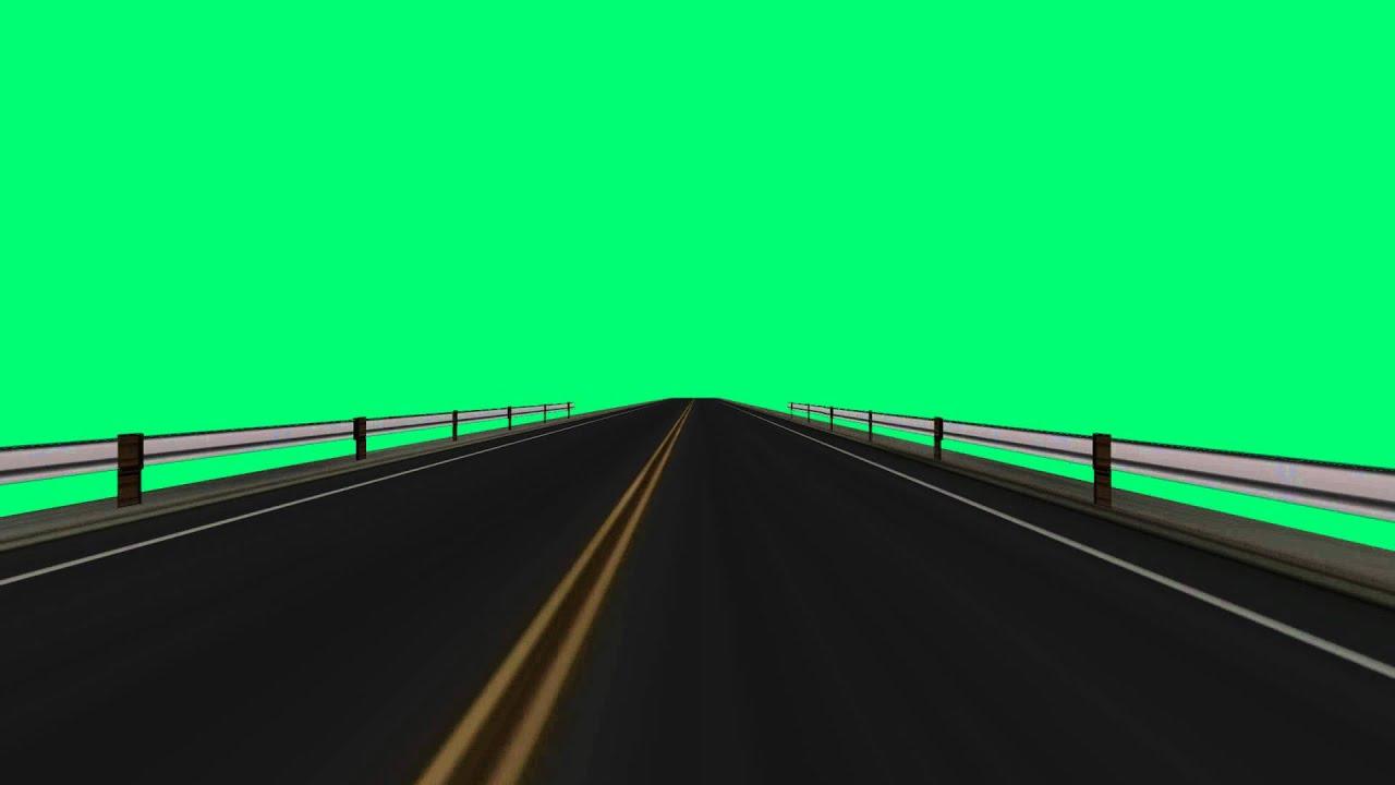 High Drive - Green Screen - YouTube