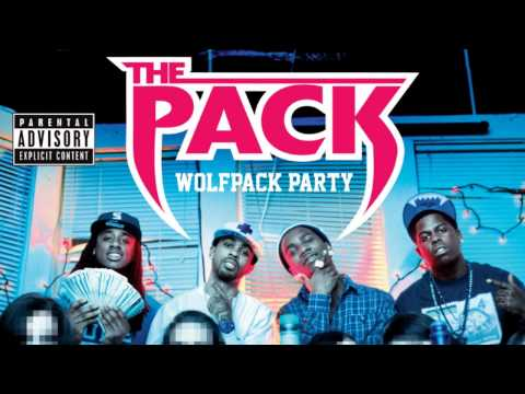 The Pack - Wolfpack Party 2010 CDQ Lyrics 720p