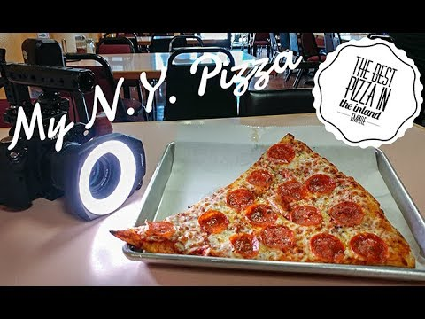 THE BEST PIZZA in the Inland Empire