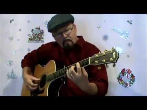 The Christmas Song - Solo Acoustic Guitar - Tis The Season - YouTube