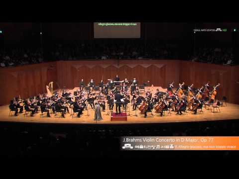 부천필하모닉_J.Brahms_Violin Concerto in D Major, Op.77_ll,lll