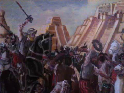 La Masacre del Templo Mayor