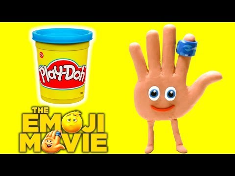 Hi-5 Stop Motion video The Emoji movie Play Doh Animation funny Movies for kids