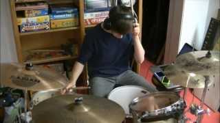 Modern Baseball - Fine, Great + Broken Cash Machine + Rock Bottom Drum Cover
