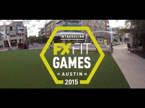 The FXfit Games (Official Teaser)