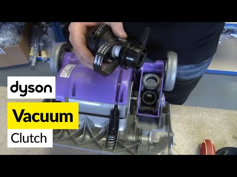 how to open cyclone bin on dyson dc07 vacuum cleaner