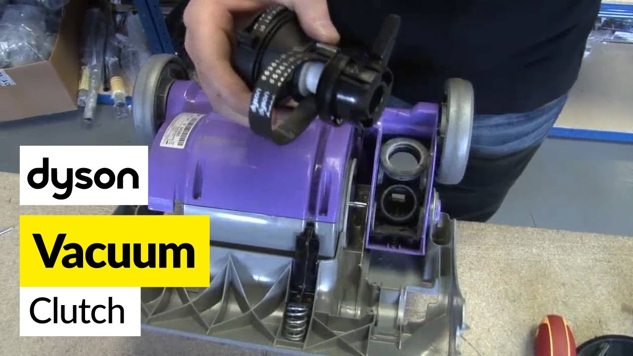 How To Replace The Dyson Clutch On A Dyson Dc04  Dc07 And