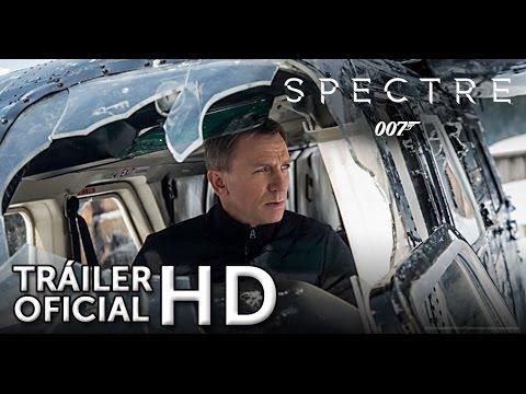 SPECTRE. Tráiler oficial HD en español. Ya en cines