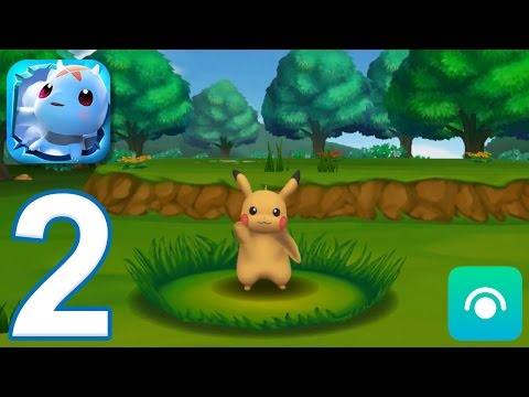 Monster Park - Gameplay Walkthrough Part 2 - Route 3 (iOS, Android)