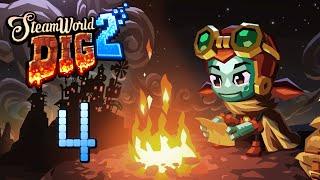 SteamWorld Dig 2 - Прохождение игры на русском [#4]   PC
