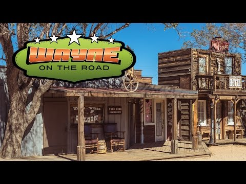 A Tarantino Movie Location, Pioneertown, CA and some desert time.