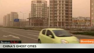 China Builds Desert Ghost City as Critics Warn of Bubble