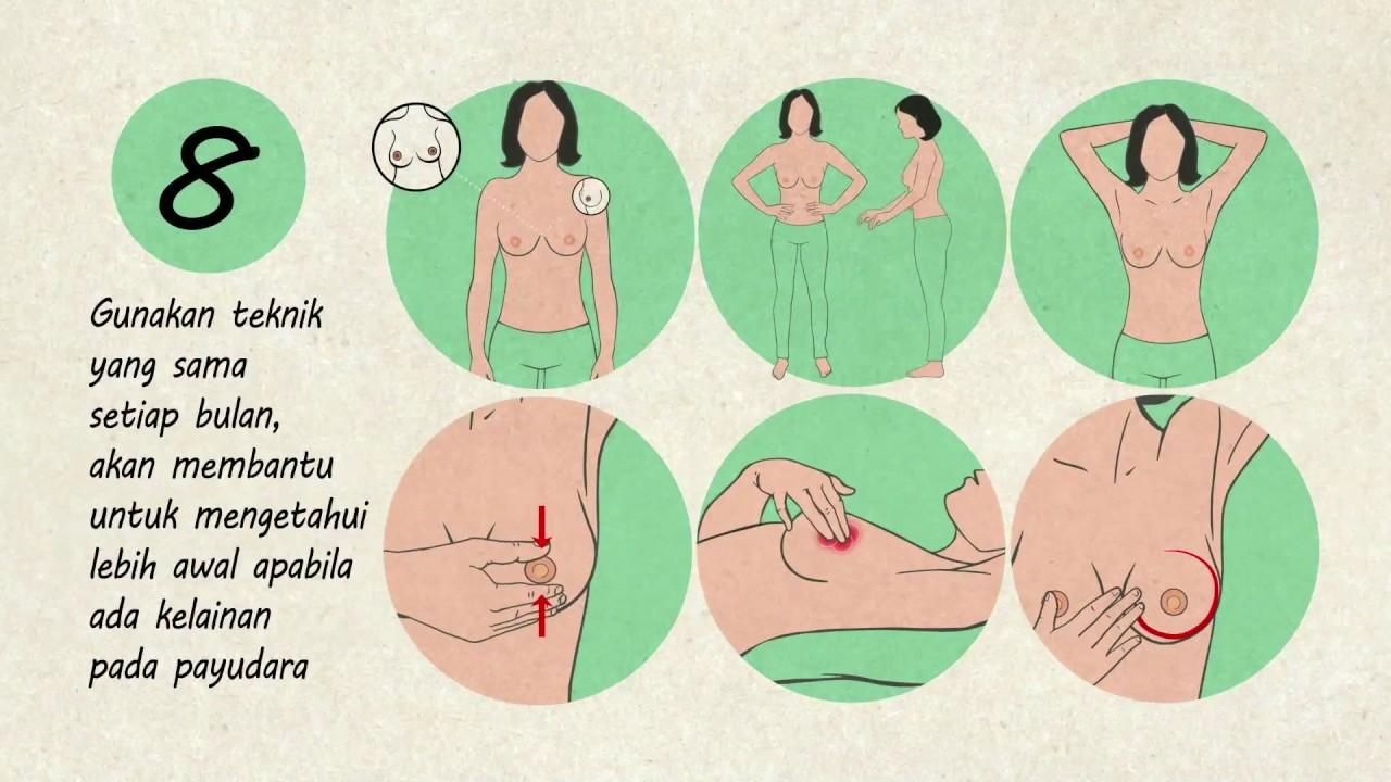 Cara Merawat Payudara Agar Terhindar Dari Kanker - Berbagi Rawat