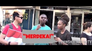 "Download Video Strangers said ""MERDEKA!!!"" - 70th Indonesia's Independence MP3 3GP MP4"