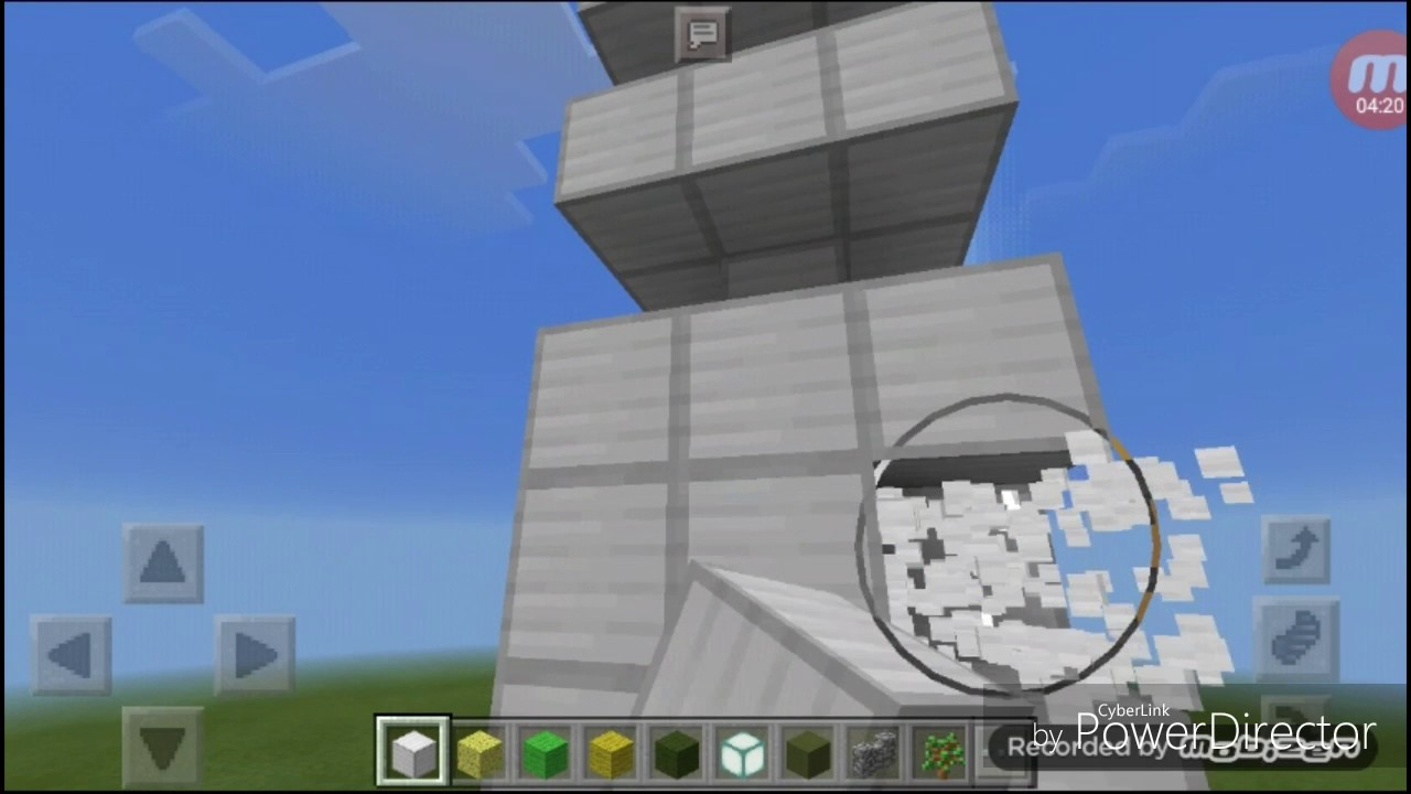 Minecraft Springtrap Build