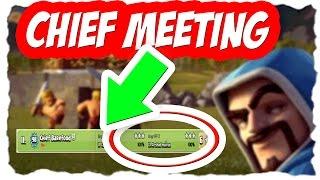 CHIEF MEETING-RH7-R10 CK AG´s | Clash of Clans | [German Deutsch HD+]