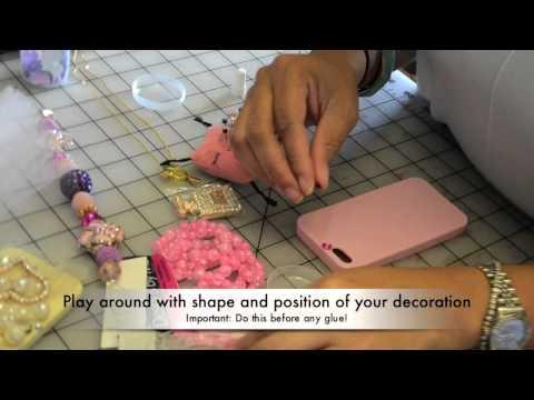 diy-pink-glam-rhinestone-cell-phone-case