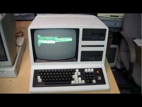 Tandy Trs 80 Model 4d Computer Overview Amp Software