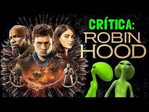 ROBIN HOOD (2018) - Crítica