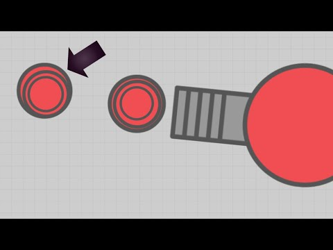 HOW TO  STACK BULLETS IN 2 SECONDS  - DIEP.IO