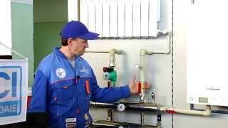 Пример реализации комбинированной системы отопления. Выставка BishkekBuild. Стенд Thermoflex(, 2015-04-04T11:29:03.000Z)