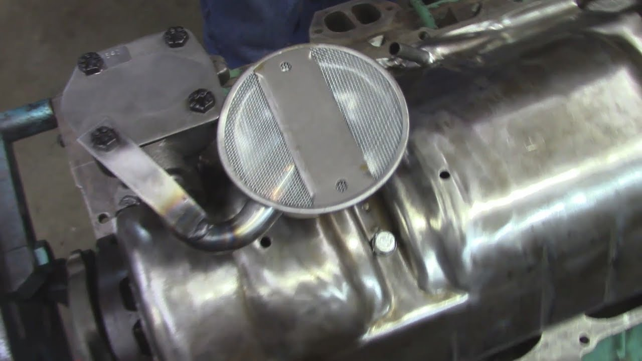 hight resolution of pontiac oil pump install and more