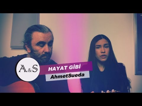 AhmetSueda - Hayat Gibi (Toygar Işıklı Cover)
